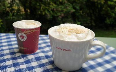 Am Anfang stand ein Kaffeebecher