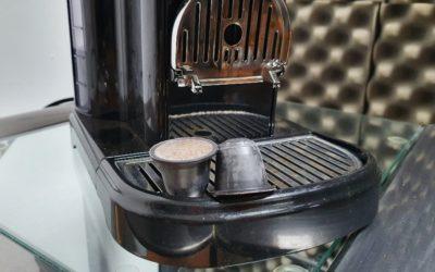 Kaffeekapsel-Gemogel