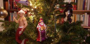 Amy Winehouse goes Christmas