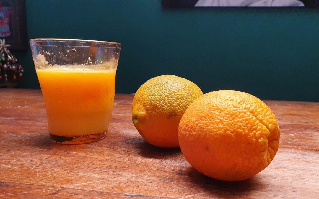 Richtig gute Orangen