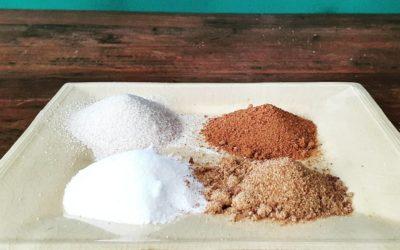 Wie nachhaltig sind Zucker und andere Süßmittel?