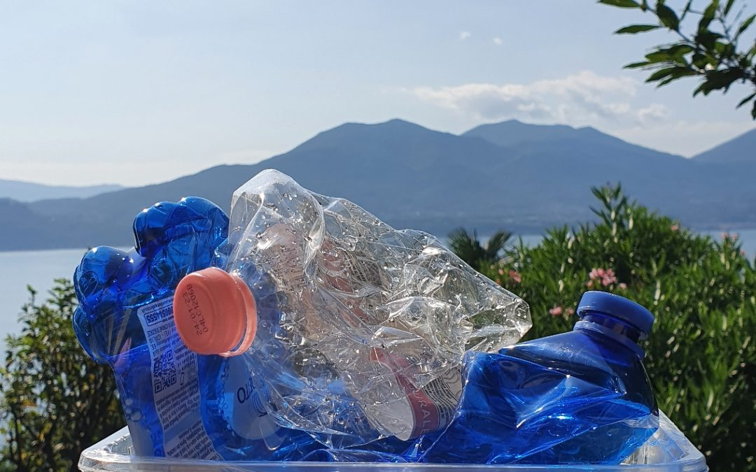Weg mit dem Plastik!